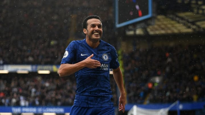 Pedro is set to depart Chelsea after nearly five years at the club