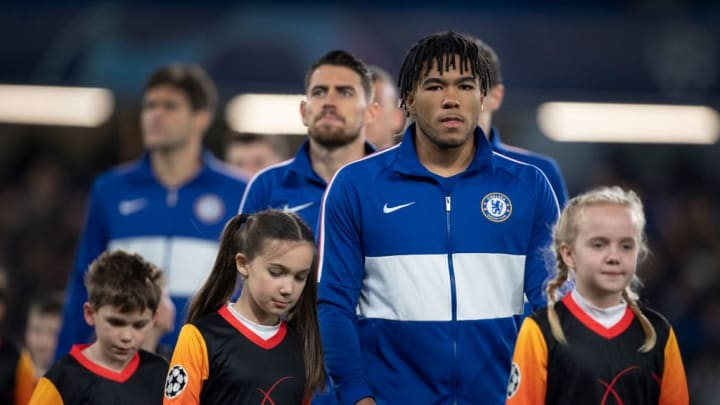 Reece James - Soccer Defender - Born 1999