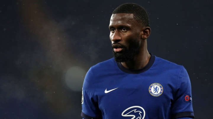 Rudiger has fallen out of favour at Chelsea