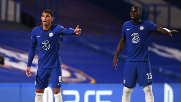 Thiago Silva and Kurt Zouma are keeping the other centre back options out of the first team