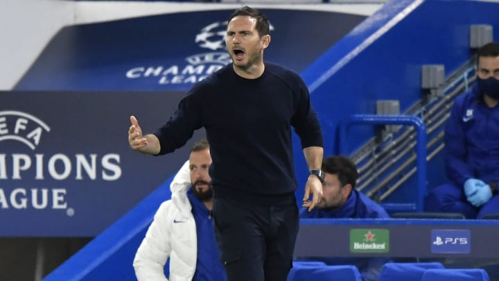 Chelsea's Improvement Under Frank Lampard Was Clear to See Against Man Utd
