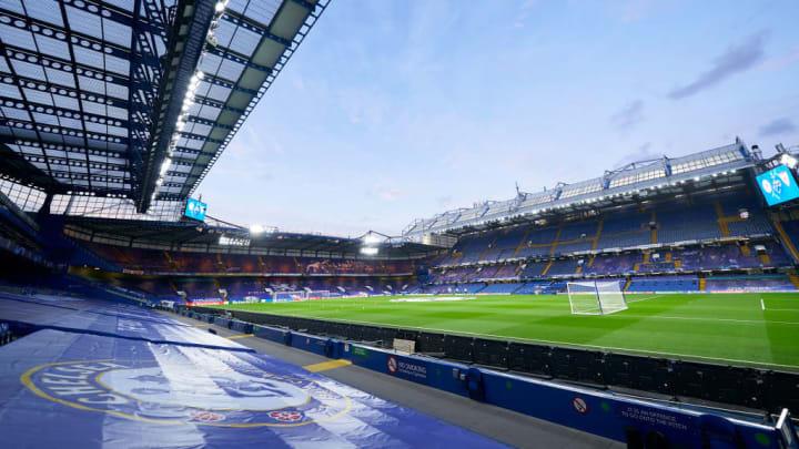 Chelsea FC v FC Sevilla: Group E - UEFA Champions League