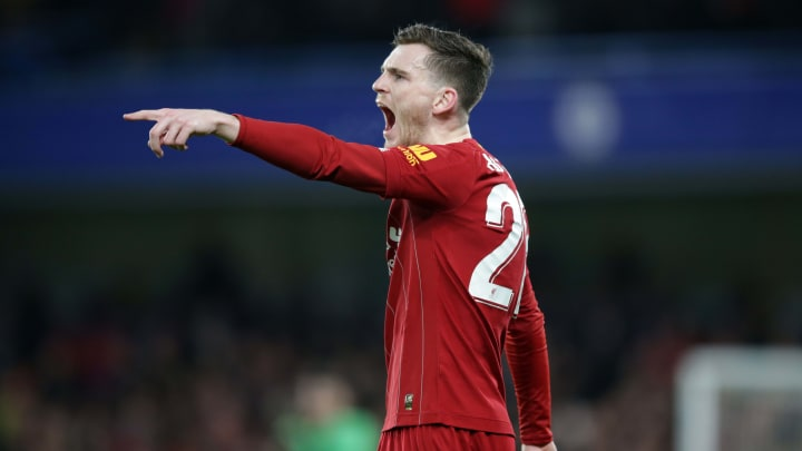 Andy Robertson - Liverpool