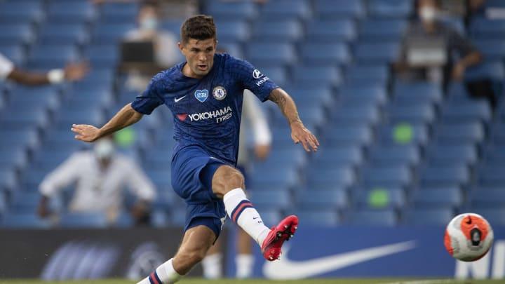 Christian Pulisic, Chelsea FC v Manchester City - Premier League