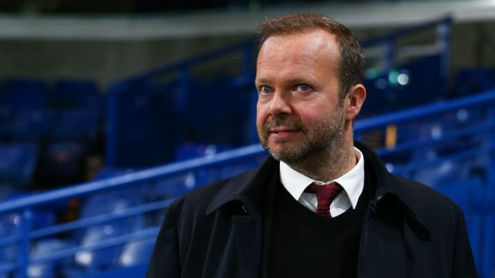 Ed Woodward has given Ole Gunnar Solskjaer a vote of confidence