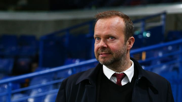 Woodward is set to leave Man Utd
