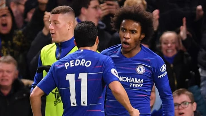 Willian, Pedro