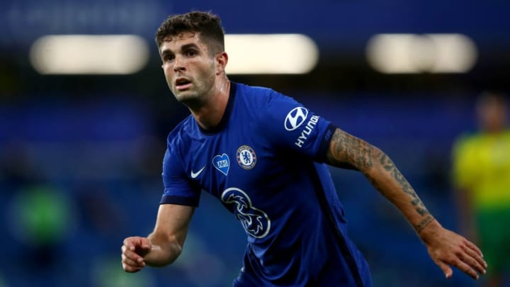 Christian Pulisic has been Chelsea's best attacker this season