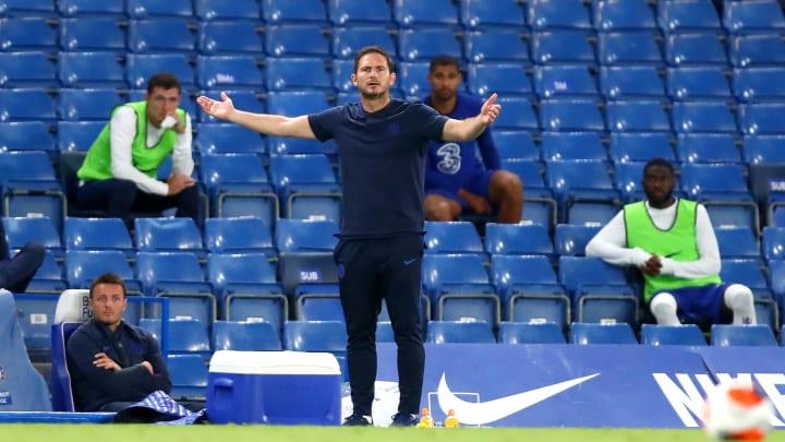 Lampard Norwich