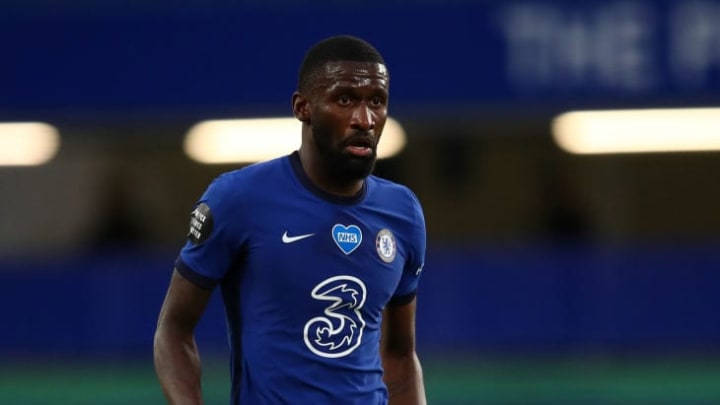 Rudiger has fallen out of favour under Frank Lampard