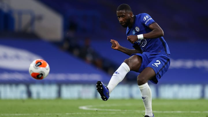Rudiger 'tried everything' to leave Stamford Bridge