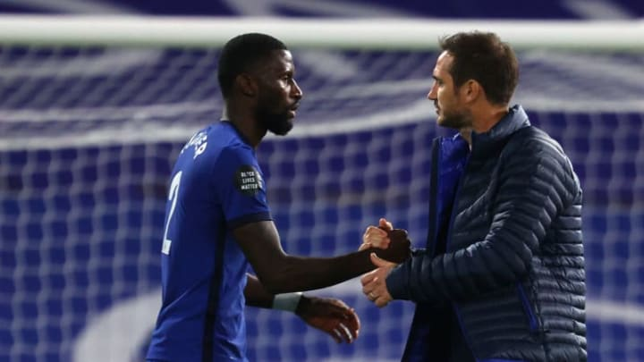 Rudiger is out of favour with Lampard