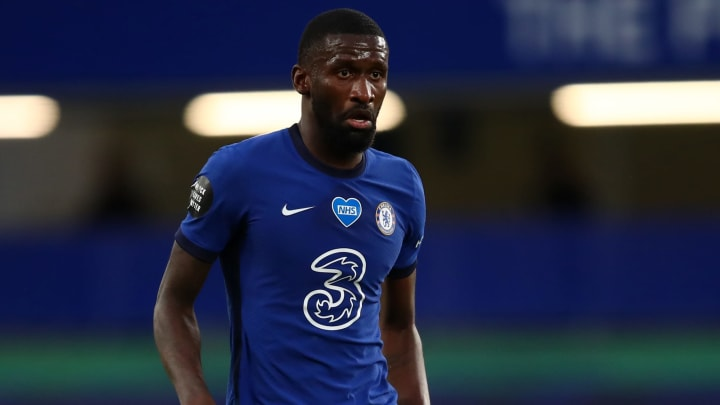 Antonio Rudiger is expected to leave Chelsea