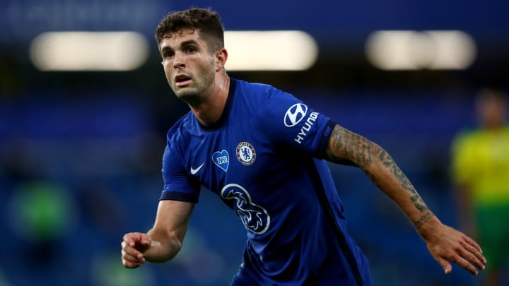 Pulisic is Chelsea's main man at the moment