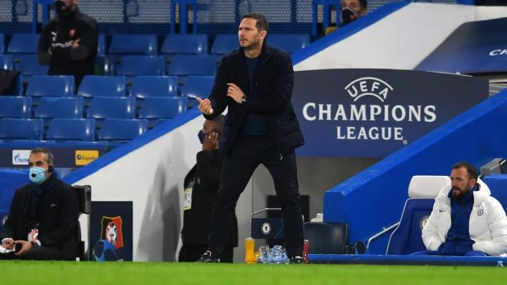 Frank Lampard's Chelsea impressed against Rennes