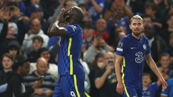 Romelu Lukaku was the difference for Chelsea against Zenit