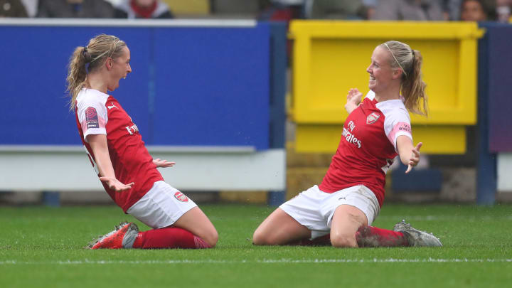 Jordan Nobbs and Beth Mead are among the WSL's top scorers