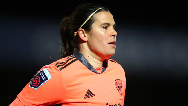 Lydia Williams now has a contract with Arsenal until 2022