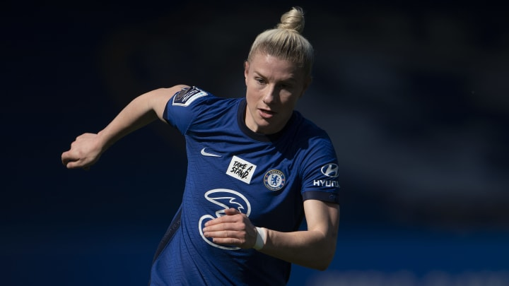 Bethany England could be a huge new asset for Man Utd if she is part of the agreed Lauren James transfer
