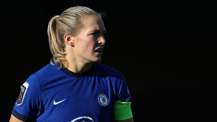 Magdalena Eriksson has singed a new contract with Chelsea
