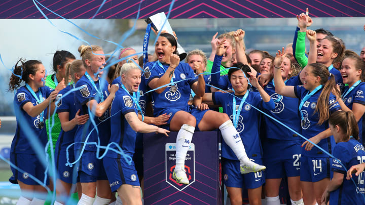 Eniola Aluko explains why Chelsea in the Champions League final is 'massive' for the WSL