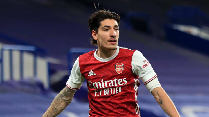 Inter eye Bellerin to replace Hakimi   Arsenal Times