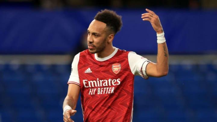 Pierre-Emerick Aubameyang Arsenal Borussia Dortmund