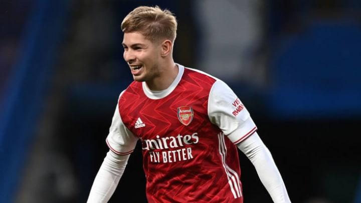 Arsenal ne veut pas voir partir Emile Smith Rowe.