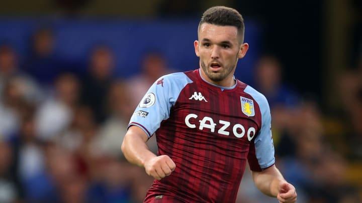 Aston Villa midfielder John McGinn was subjected to sectarian abuse at Stamford Bridge