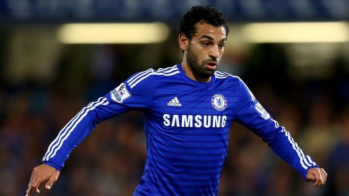 Salah never really got going at Stamford Bridge