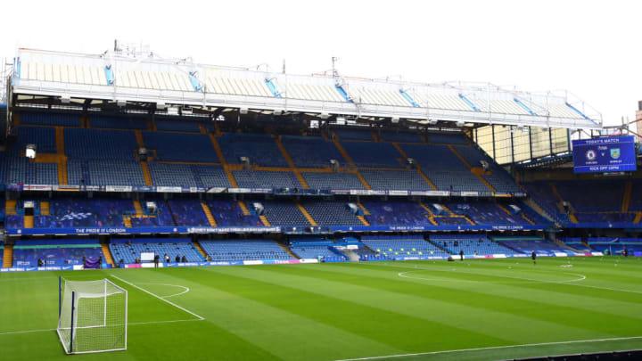 Stamford Bridge will play host to the crunch clash