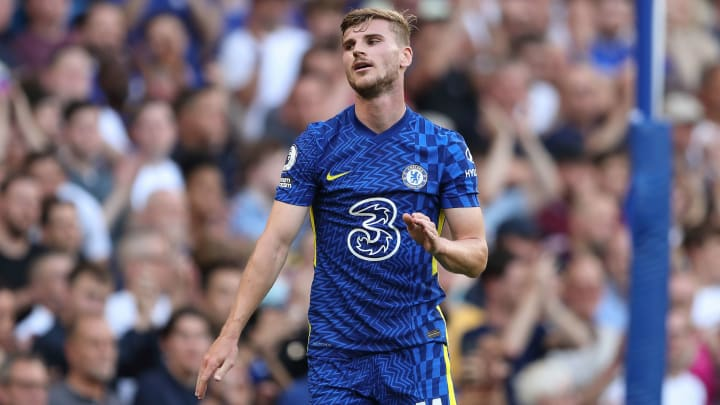 Timo Werner has been linked with a move away from Chelsea