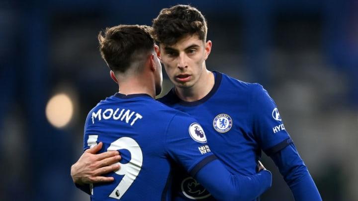Chelsea Premier League G-4