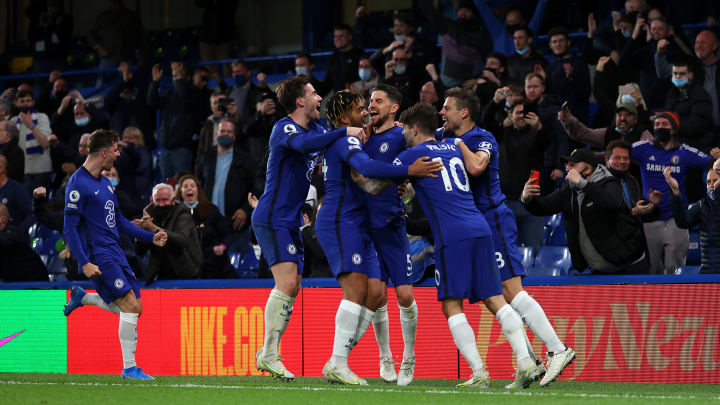 It was a huge result for Chelsea in front of their supporters