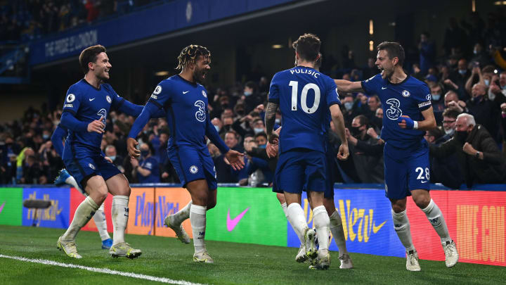 Chelsea were deserved winners in the capital