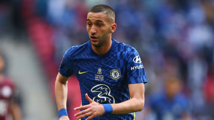 Hakim Ziyech is fully fit and 'sharp' after a difficult first season at Chelsea