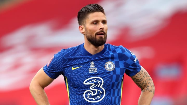 Olivier Giroud is set to move on to pastures new