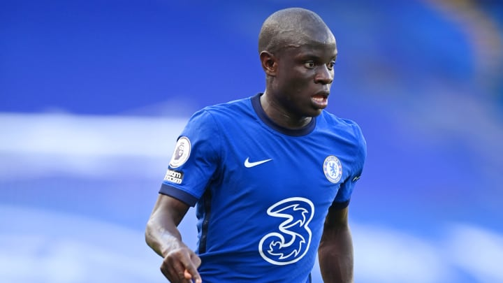 Manchester United Make Shock Move for Chelsea's N'Golo Kante