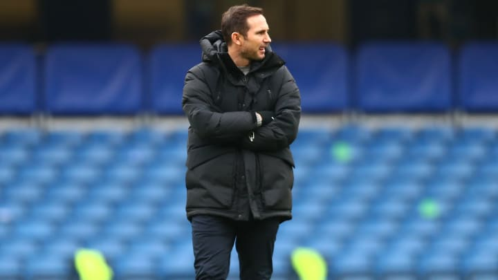 Frank Lampard chose to ignore the Chelsea academy