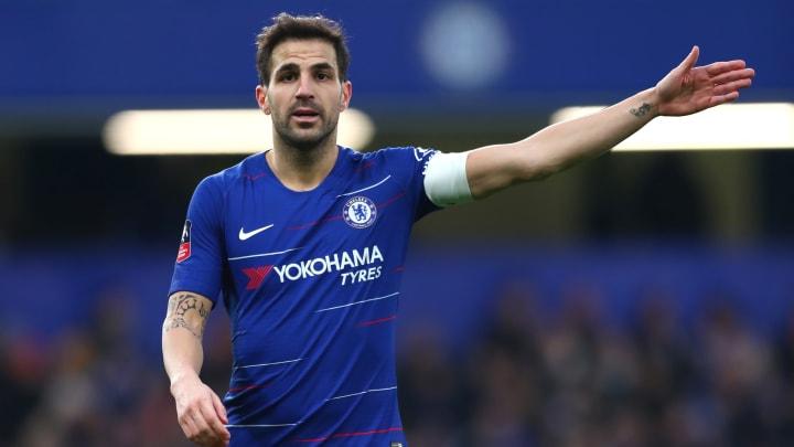 Cesc Fabregas' creativity still lives on in the memory at Chelsea