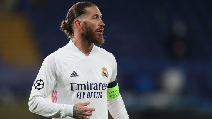 O Real Madrid perdeu Sergio Ramos.