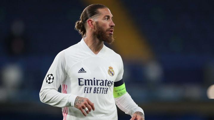 Sergio Ramos não seguirá no Real Madrid