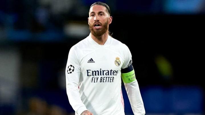 Sergio Ramos semble très loin du Real Madrid.