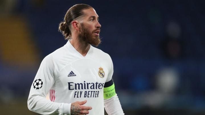 Sergio Ramos Real Madrid Florentino Pérez