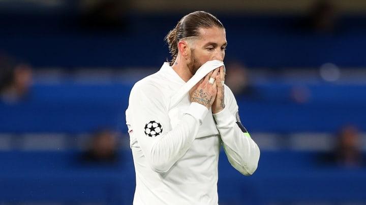 Ramos et le Real c'est fini