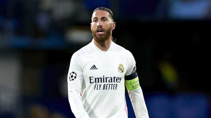 Sergio Ramos will not sign a new deal at Real