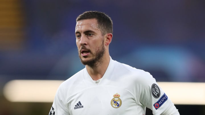 Eden Hazard could be on his way out of Real Madrid