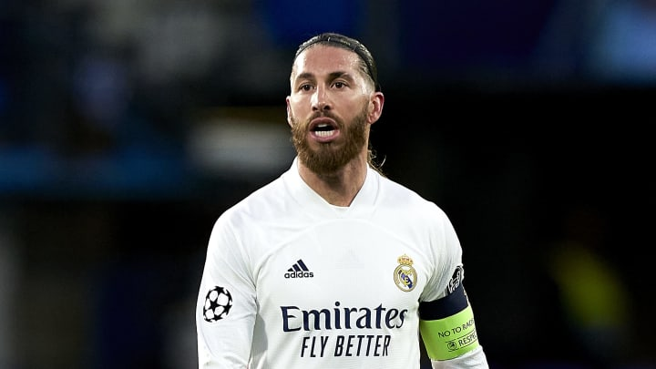 Sergio Ramos is wanted by PSG, United and Sevilla