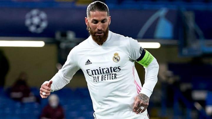 Sergio Ramos est à Paris pour signer son contrat.
