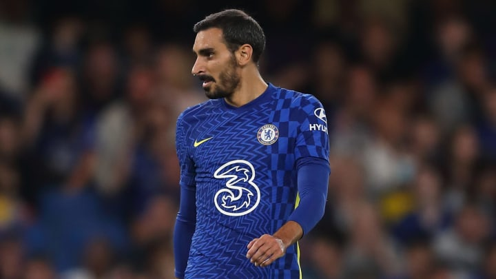 Zappacosta has been a bit-part in recent times